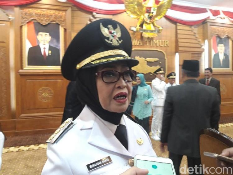 Baru Dilantik, Kepala Daerah di Jatim Siap Gas Pol Dukung Jokowi