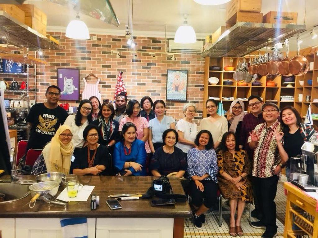 Tak Sekadar Komunitas, Jalansutra Jadi Wadah Majukan Kuliner Indonesia