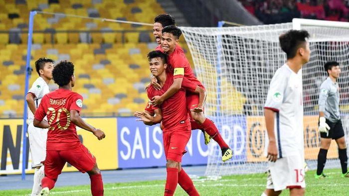 Timnas Indonesia akan menghadapi India di matchday terakhir Grup C Piala Asia U-16, Kamis (27/9). (Foto: Adam Aidil Padali/AFC)