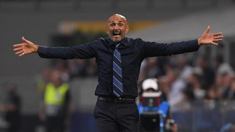 Diskors, Spalletti Takkan Dampingi Inter Hadapi Fiorentina