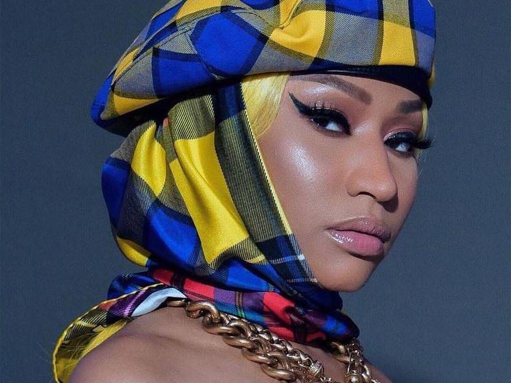 Wow! Nicki Minaj Bakal Tampil di Arab Saudi