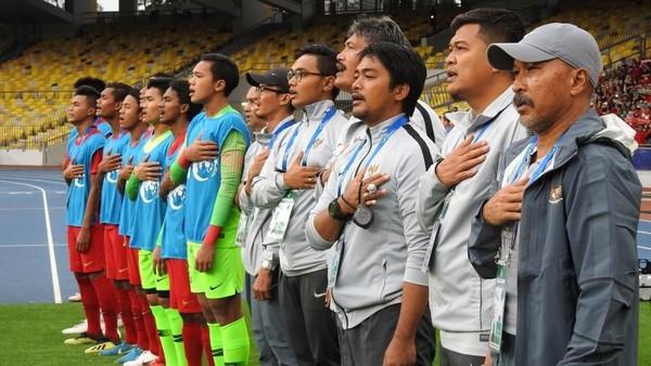 Timnas U-16 di Antara Harapan dan Beban