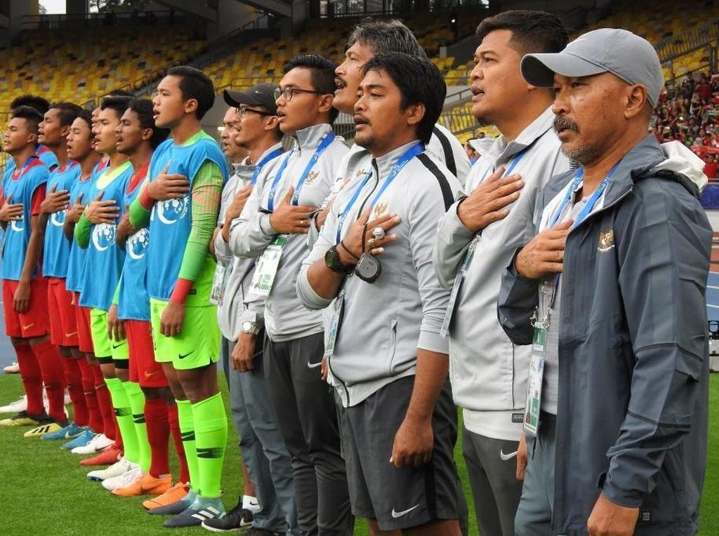 Fokus ke Laga, Timnas U-16 Tepikan Rekor Bagus Lawan Vietnam