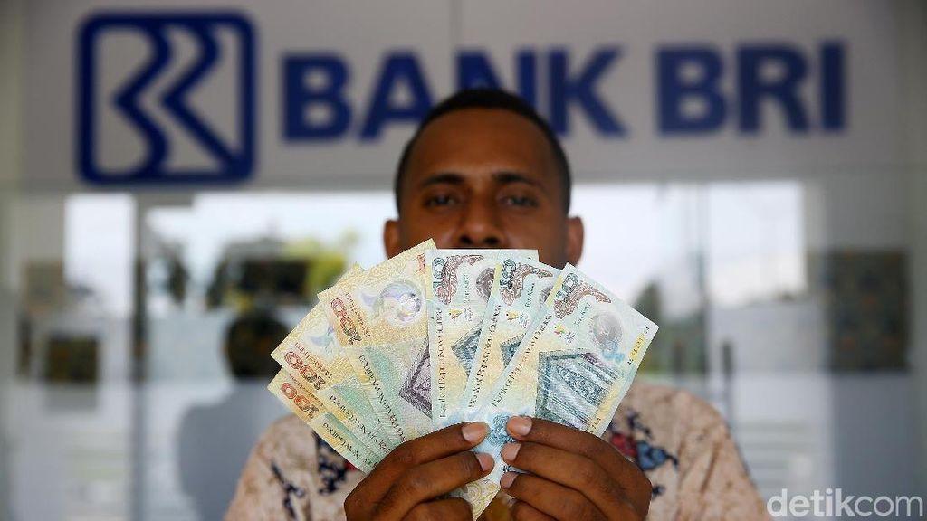 Menengok Money Changer di Perbatasan RI-Papua Nugini