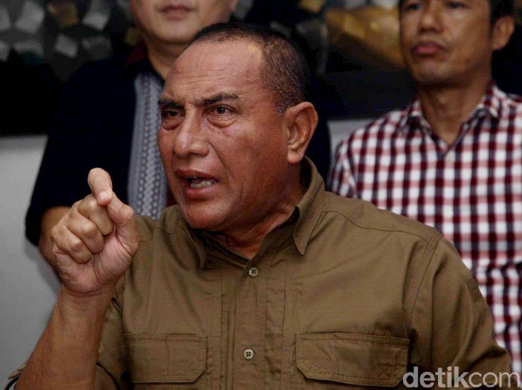 Laporan Warga Sumut terhadap Gubsu Edy Diterima KPK Sejak 13 Februari