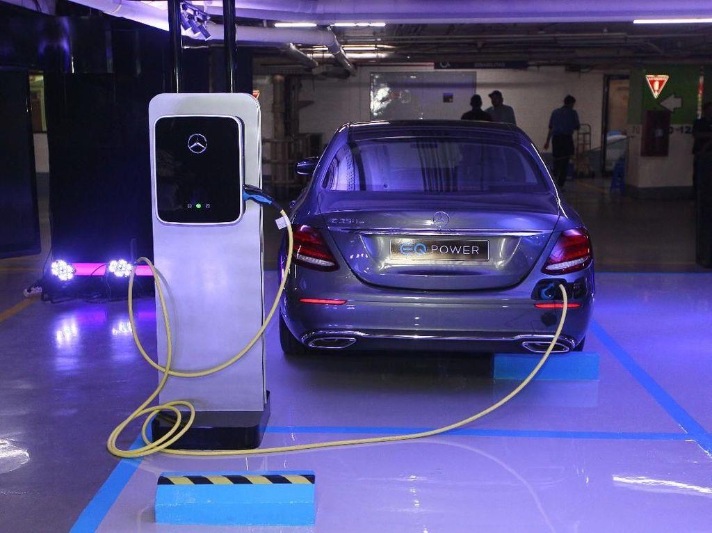Mobil Listrik Laris di Negara yang Tak Produksi Mobil