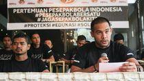 Pesepakbola Indonesia Tuntut Nota Damai Antar Suporter