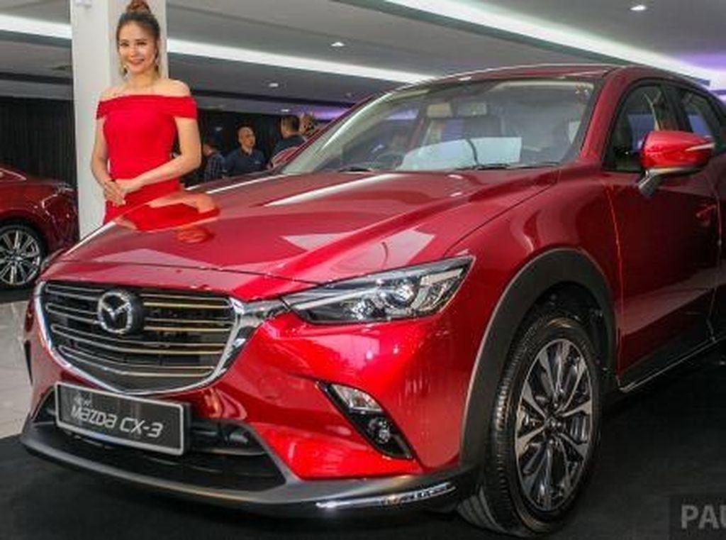 Mazda Bakal Buat CX-3 Lebih Besar, Jadi Mirip Honda HR-V