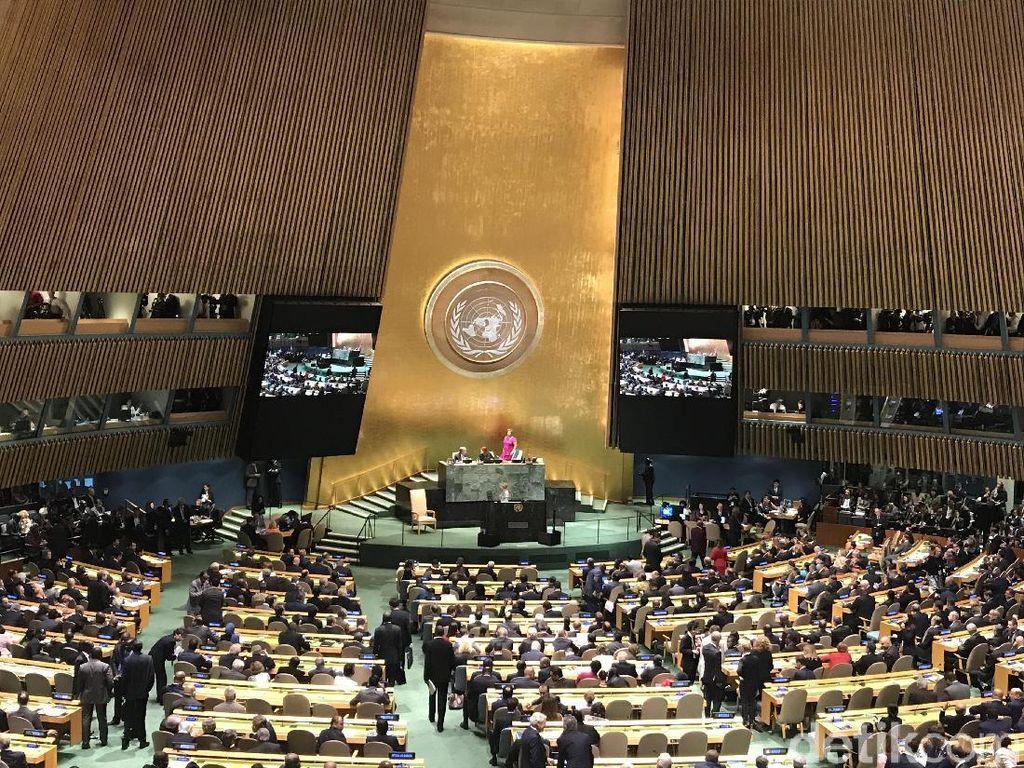 Aparat di Papua Diwanti-wanti Momentum Sidang Umum PBB