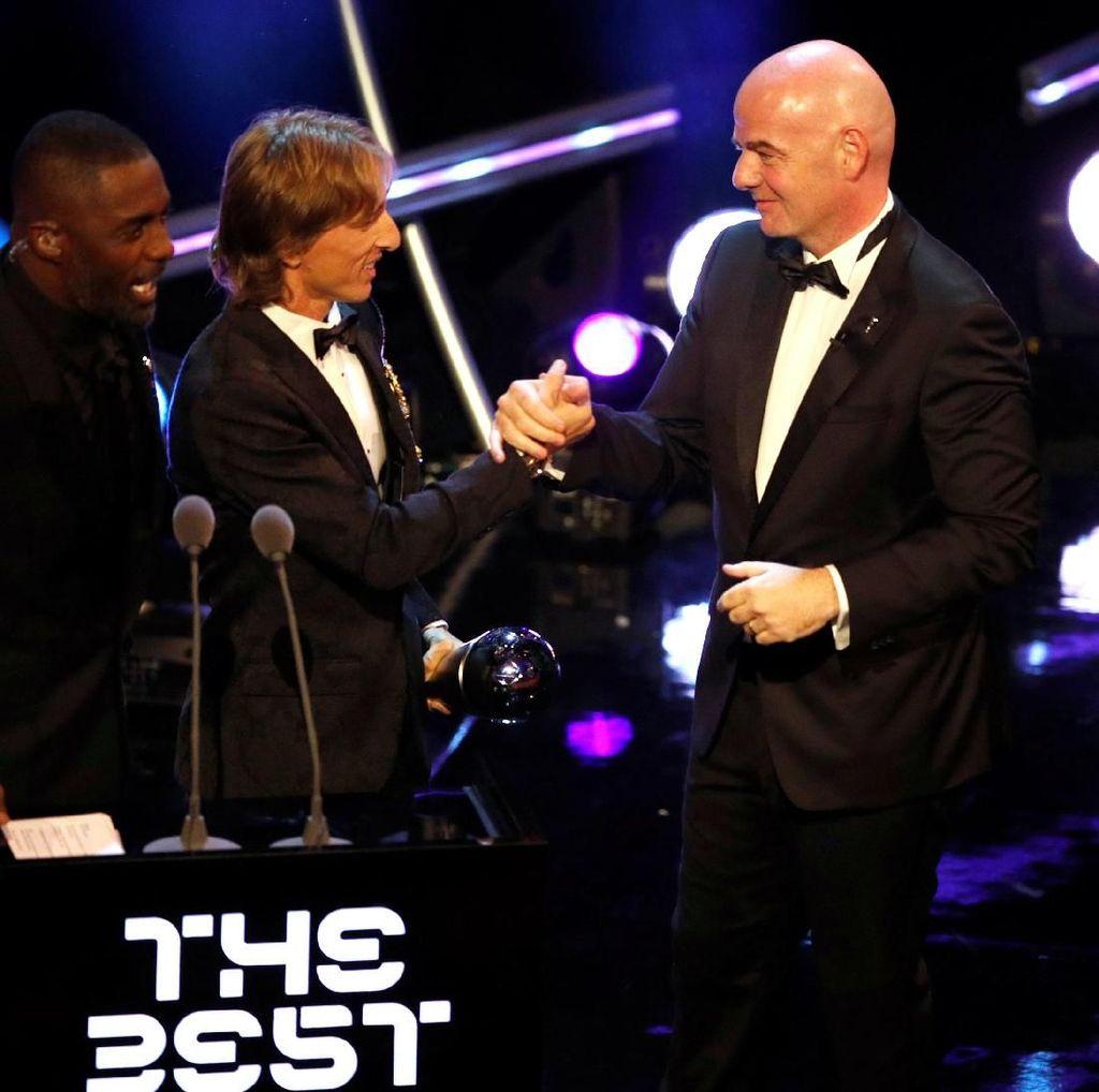 Pantaskah Modric Jadi Pemain Terbaik Dunia?