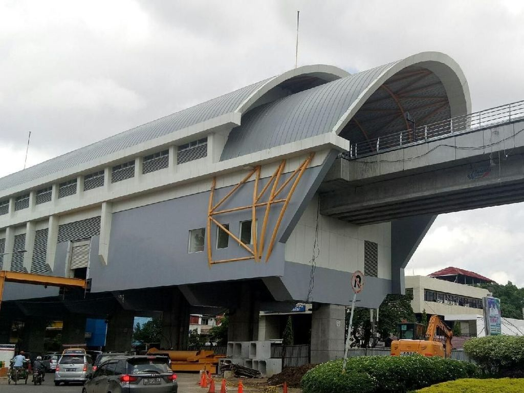 Pelajaran dari LRT Palembang