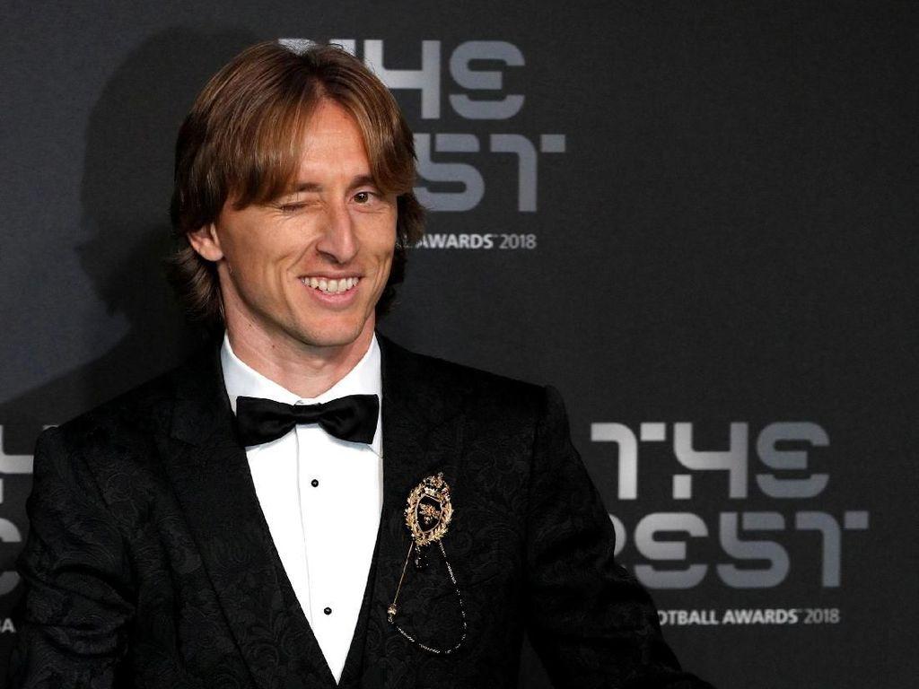 Luka Modric: Penggembala Kambing, Pengungsi Perang, Pemain Terbaik Dunia