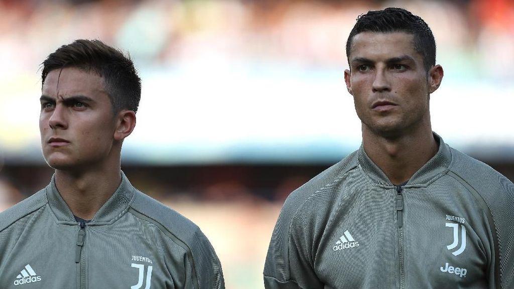 Di Mata Dybala, Ronaldo dan Messi Tak Ada Bedanya