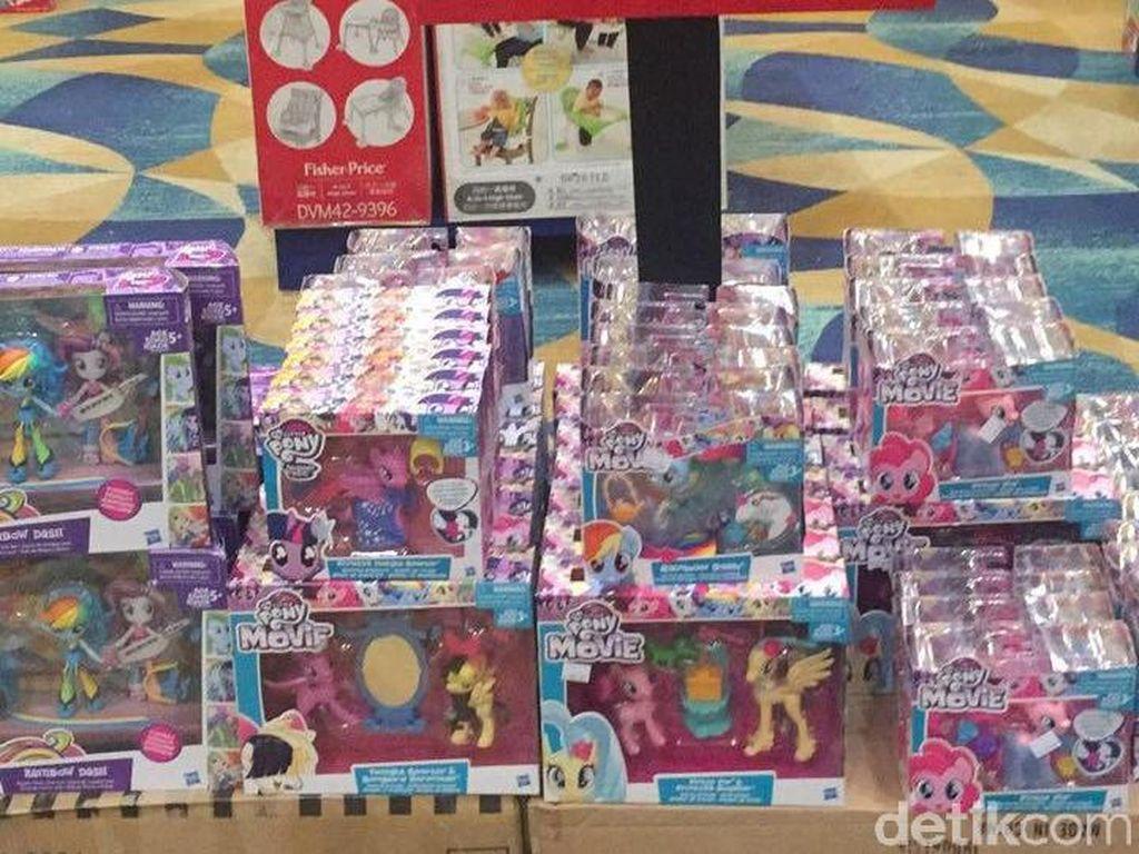Ini Mainan yang Diskon hingga 90% di Senayan City, Barbie Cuma Rp 10 Ribu