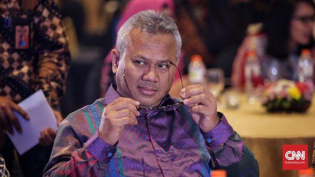 Ketua KPU Arief Budiman yakin publik tetap percaya kepada pihaknya jelang Pilkada 2020 meski ada kasus korupsi eks Komisioner Wahyu Setiawan