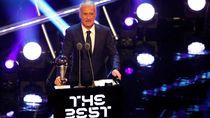 Video: Deschamps Sabet Penghargaan Pelatih Terbaik Sejagad