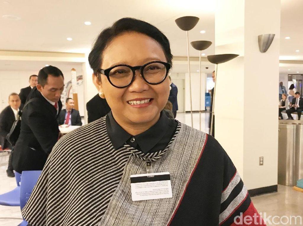 Kenang Agus Salim-Hatta, Menlu Ajak Mahasiswa Sumbar Jadi Diplomat