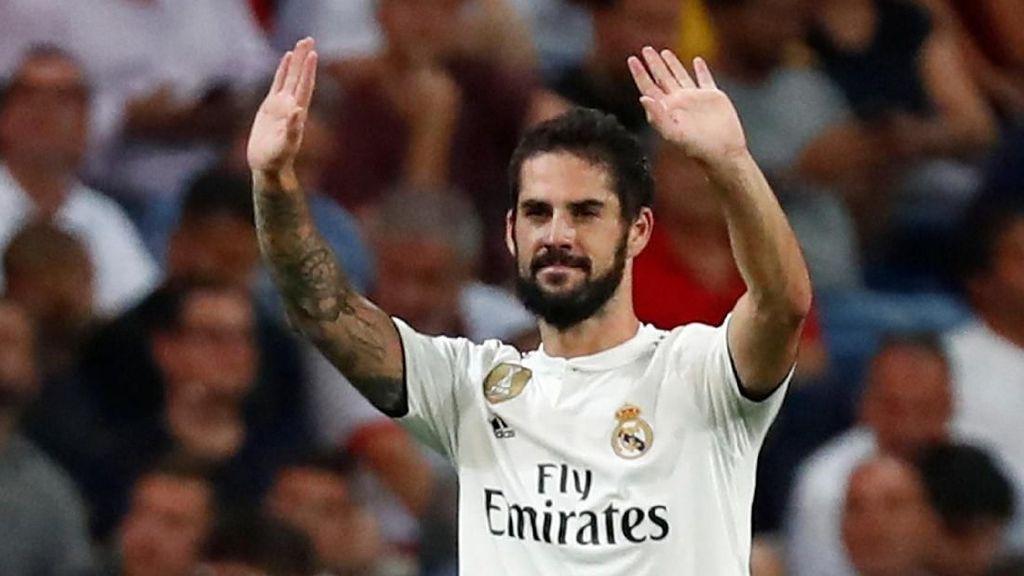 Madrid Rindu Ronaldo? Isco: Tak Perlu Menangisi yang Tak Mau Ada di Sini