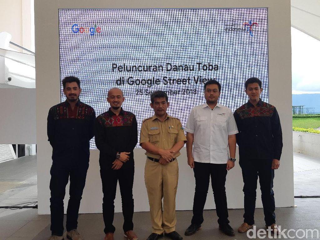 Cara Google Majukan Area Danau Toba