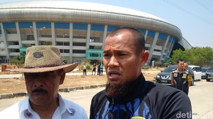 Supardi Nasir, kapten Persib Bandung