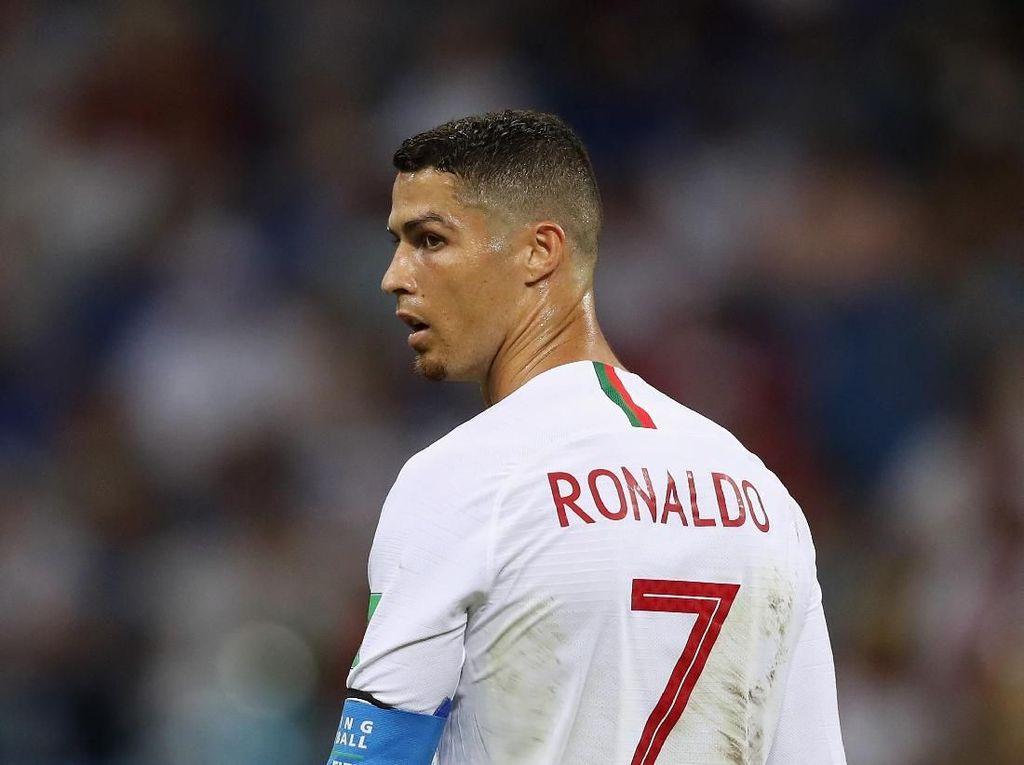 Tak Ada Messi, Ini Pilihan Ronaldo di Penghargaan Pemain Terbaik FIFA 2018