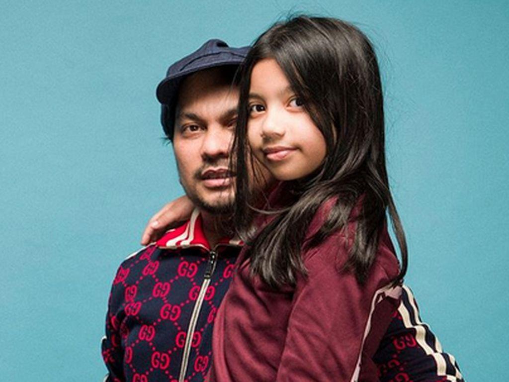 4 Manfaat Nyanyi Lagu Hip Hop bagi Anak Seperti Putrinya Tompi
