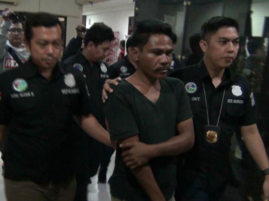 Positif Sabu, Anggota DPRD Ditangkap di Tamansari Jadi Tersangka