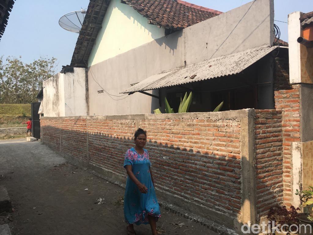 Serangan Balik Khotijah, Korban Dipagar Tembok Tetangganya di Jombang