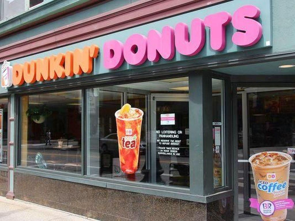 3 Fakta Dunkin Donuts Mau Tutup Ratusan Toko