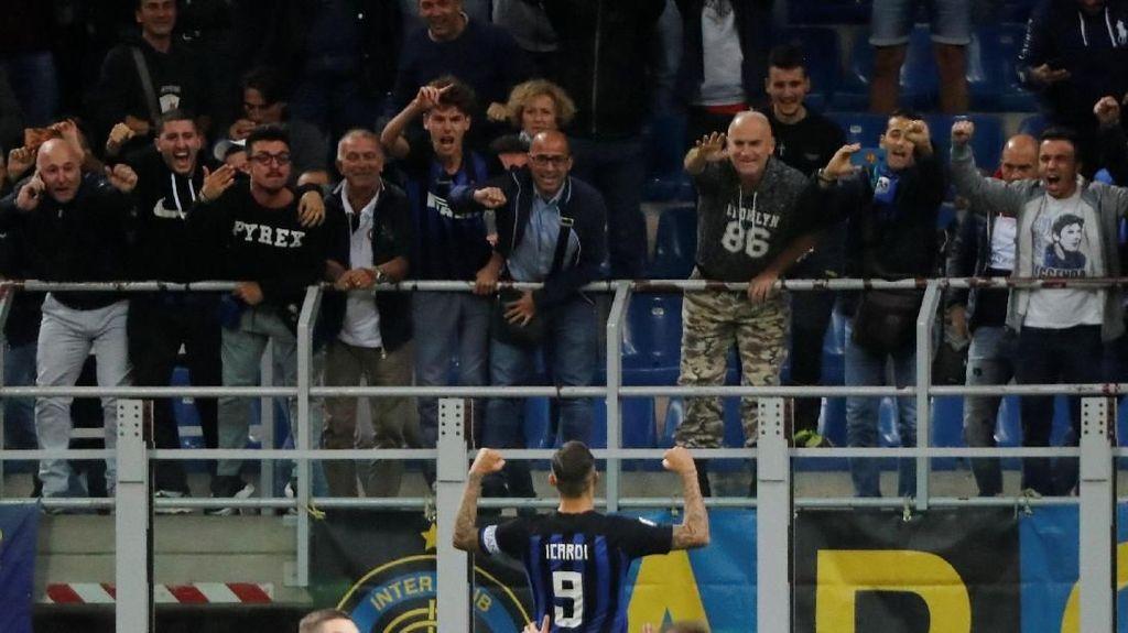 Icardi Buka Puasa di Serie A