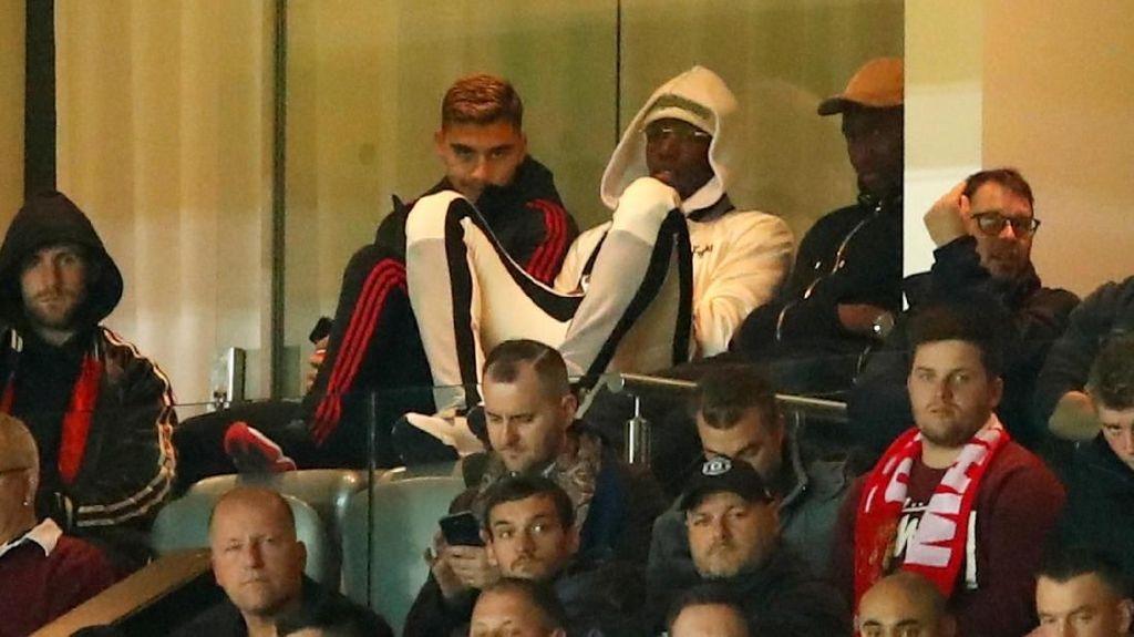Di Tengah Isu Pencopotan Ban Kapten, Mourinho Jawab Alasan Tak Mainkan Pogba