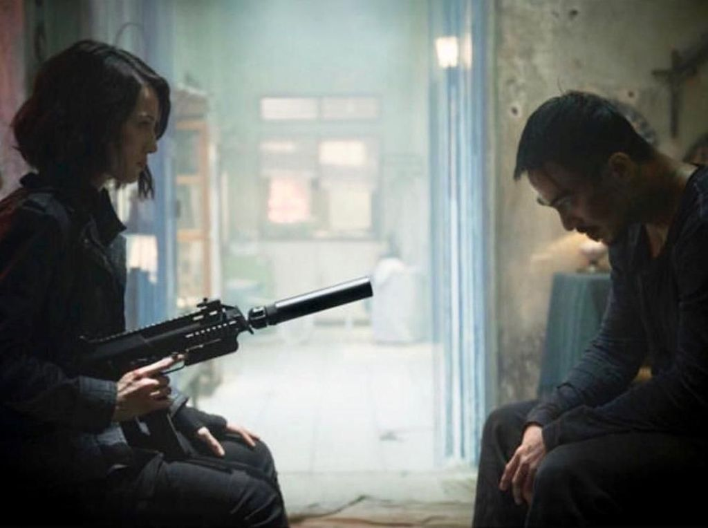 Tampil di The Night Comes for Us, Julie Estelle Disebut Ratu Film Action