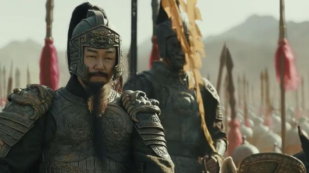 Film 'The Great Battle'.