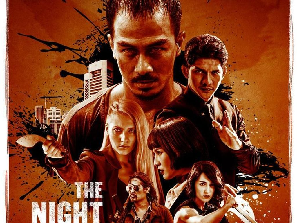 The Night Comes for Us Panggung Aksi Iko Uwais-Joe Taslim Setelah The Raid