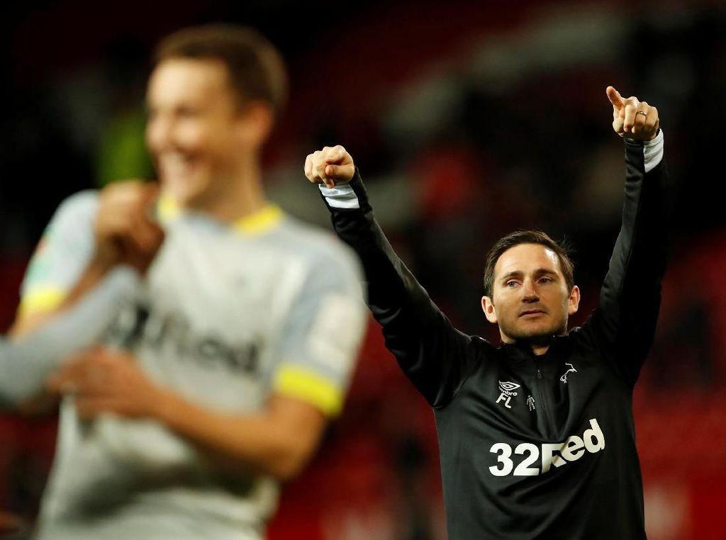 Derby County Belum Terima Tawaran dari Chelsea untuk Lampard