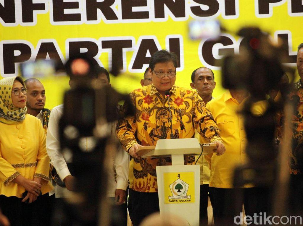 Golkar Jelaskan Uang yang Dikembalikan ke KPK Terkait Kasus PLTU Riau-1