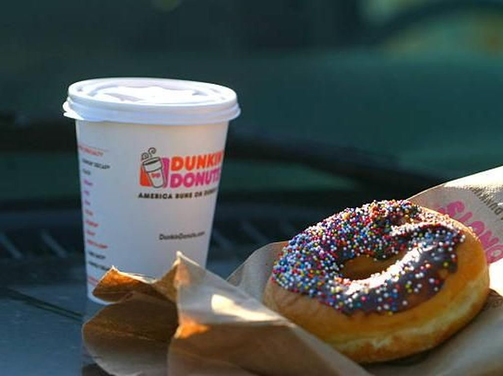 450 Gerai Dunkin Ditutup, Warisan buat 16 Anak Raja Judi Makau