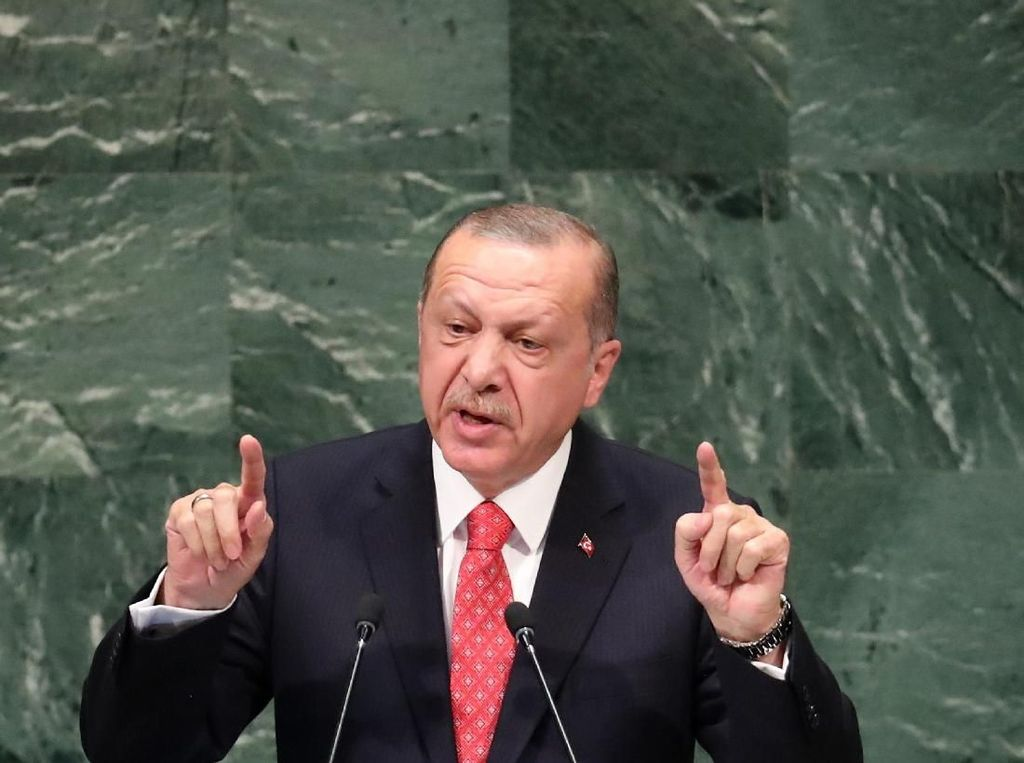 AS dan Uni Eropa Serukan Turki Terima Hasil Pilkada, Erdogan Geram