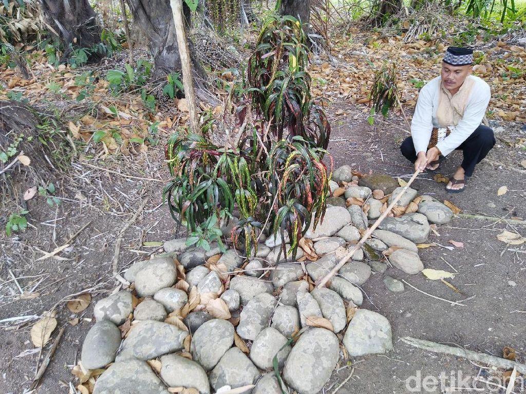 Foto: Tempat Ritual Minta Jabatan di Ciamis