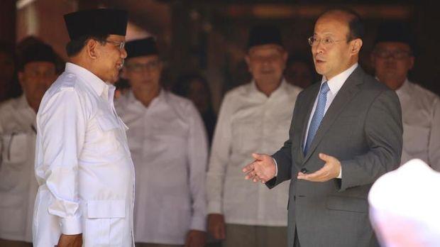 Kubu Prabowo: China Sangat Penting bagi Pembangunan