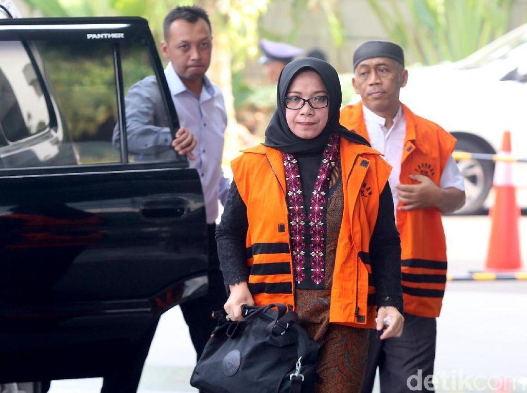 Eni Saragih Mulai Buka Suara Soal Kasus PLTU Riau