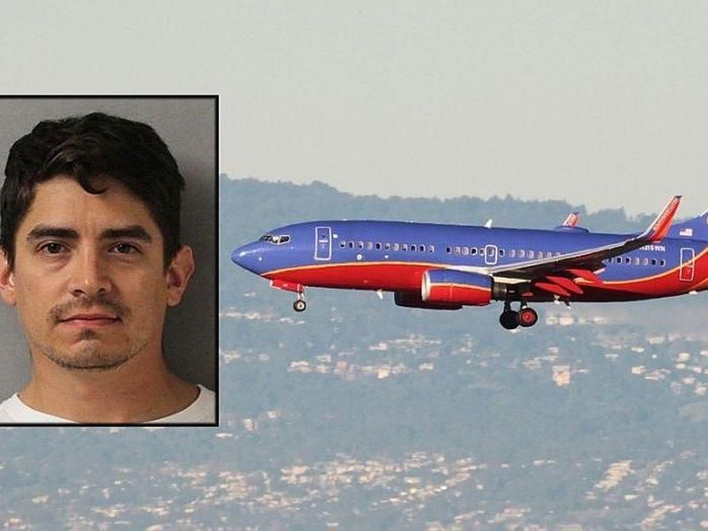 Tidur di Pesawat, Wanita Ini Diraba oleh Penumpang Pria