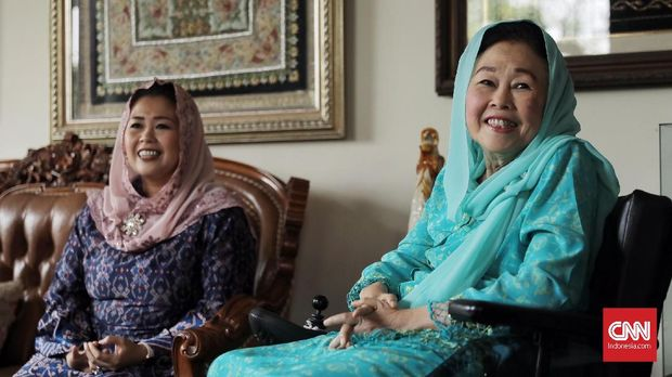 Yenny Klaim Dukungan ke Jokowi Wakili Keluarga Gus Dur