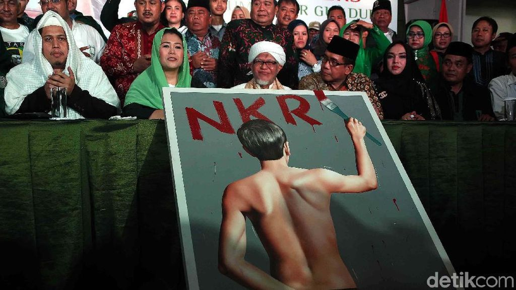 Keluarga Gus Dur Dukung Jokowi-Maruf Amin