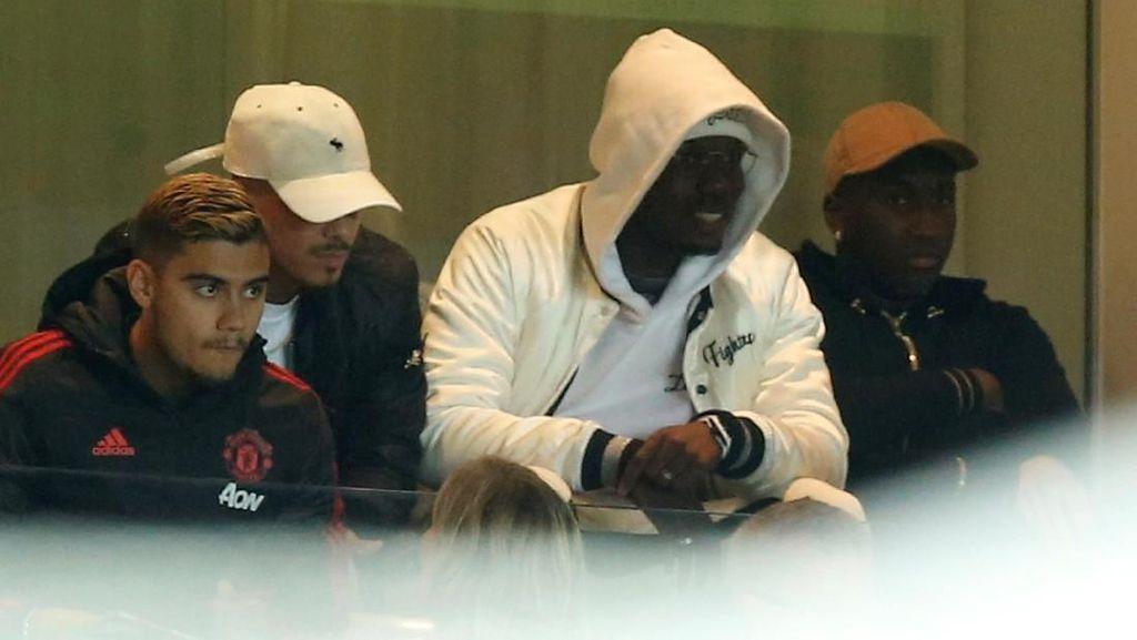 Mourinho Pastikan Copot Ban Kapten Pogba