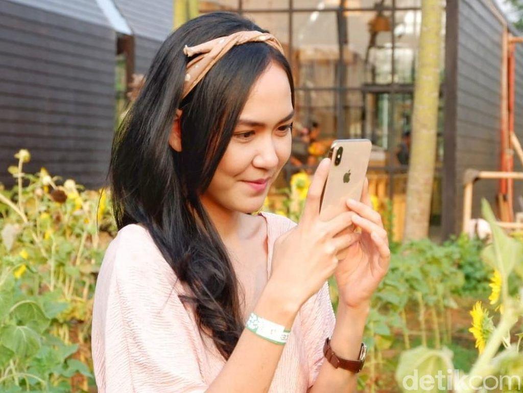Penampakan iPhone XS Max Seharga Rp 29 Juta