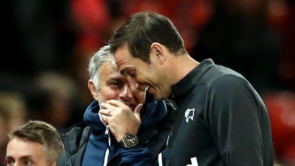 Murid Lampard Mengalahkan Guru Mourinho