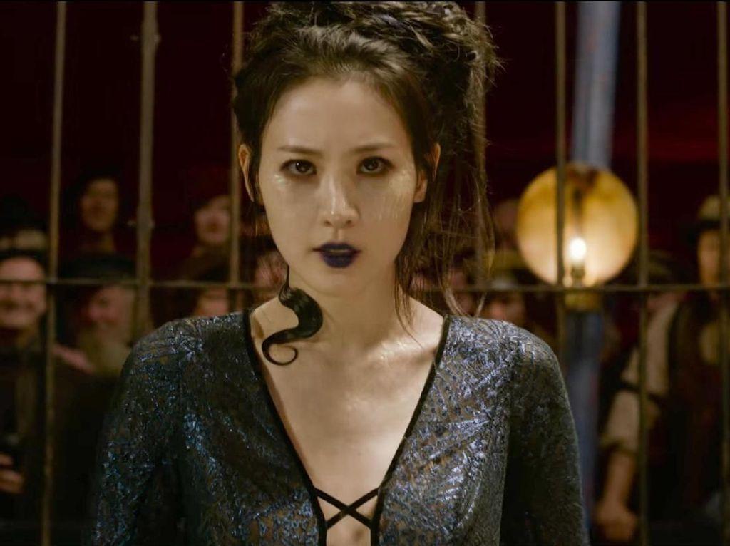 Ular Nagini di Film Harry Potter Ternyata Wanita, Seperti Ini Sosoknya