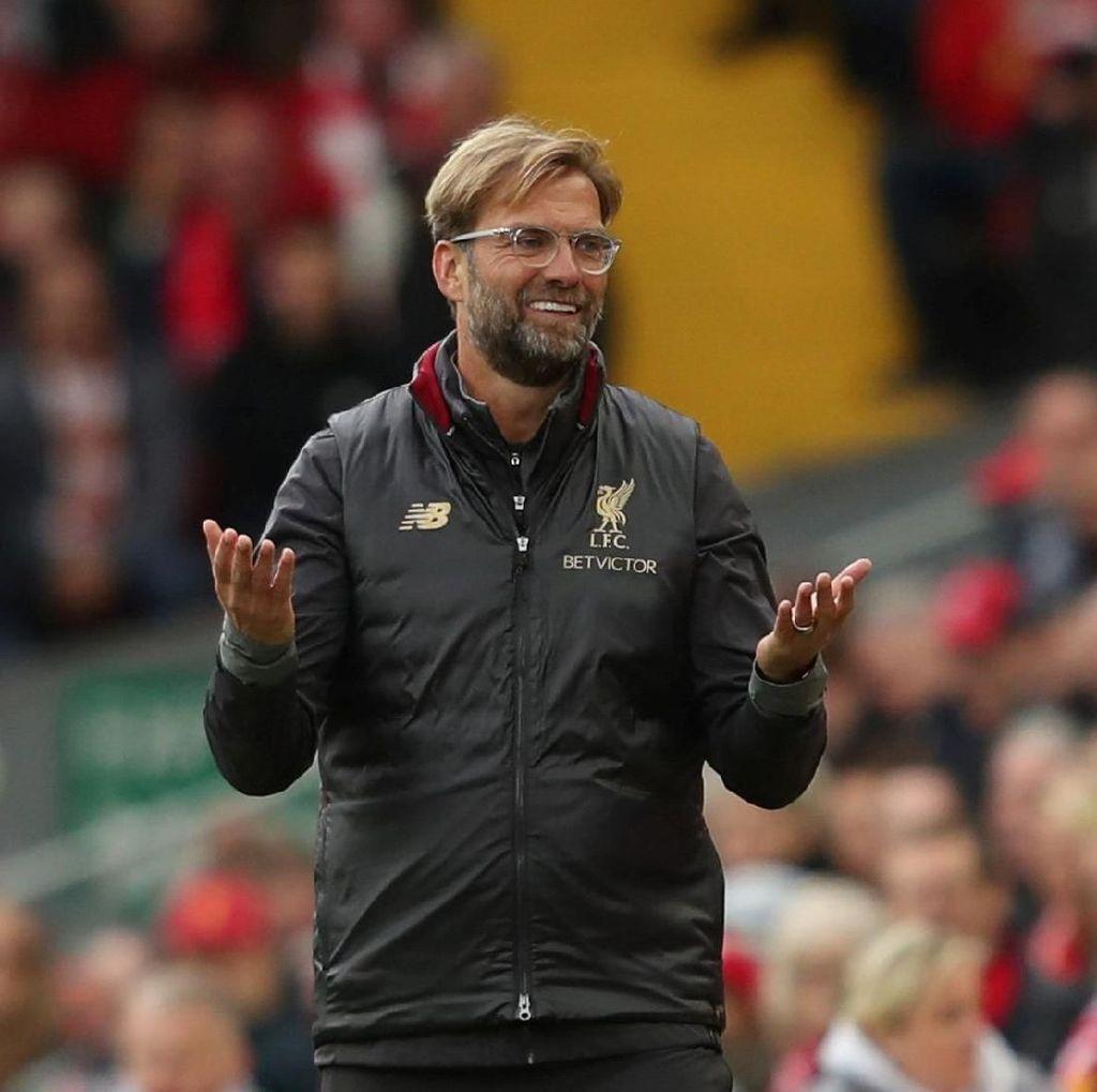 Sarri Sebut Chelsea Belum Selevel Liverpool, Klopp: Dia Juga Keren Kok