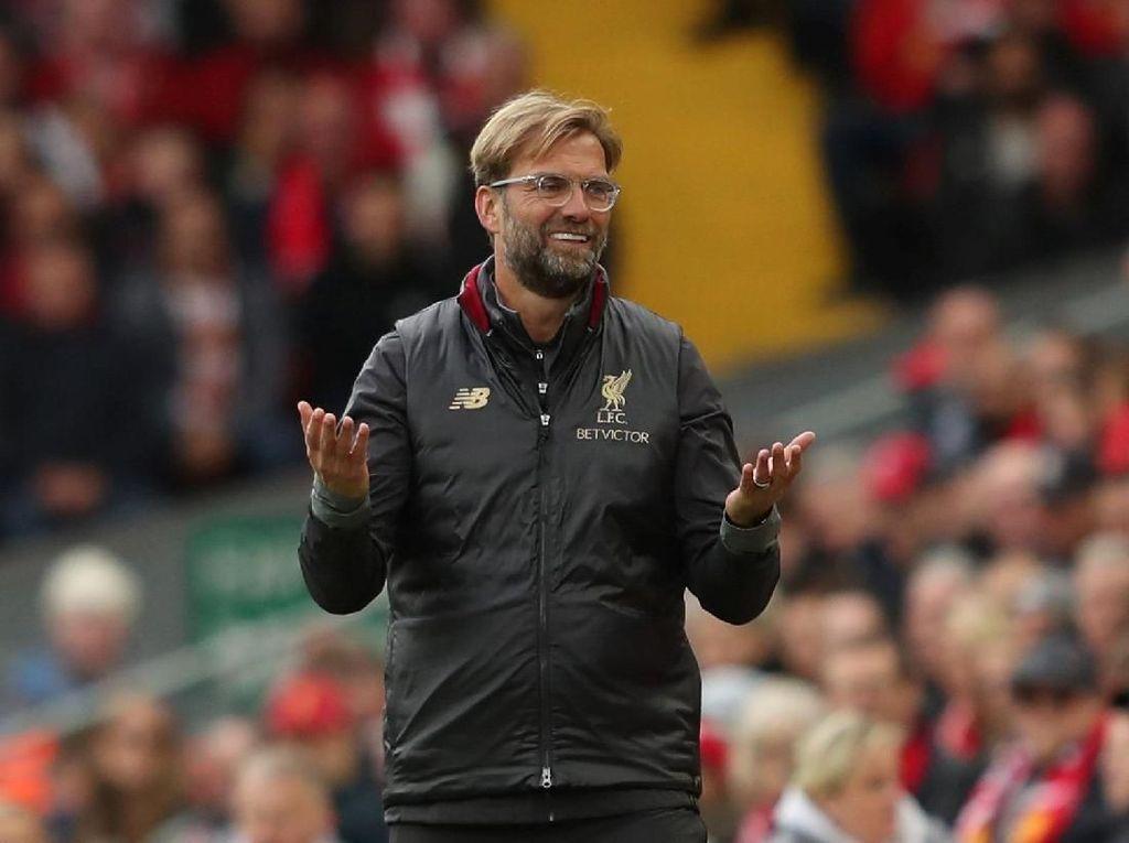 Liverpool Kalah, Klopp Ngaku Salah